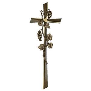 Kreuz mit Trauben
